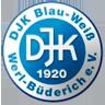 DJK Blau-Weiß Werl Büderich e.V. 1920 logo
