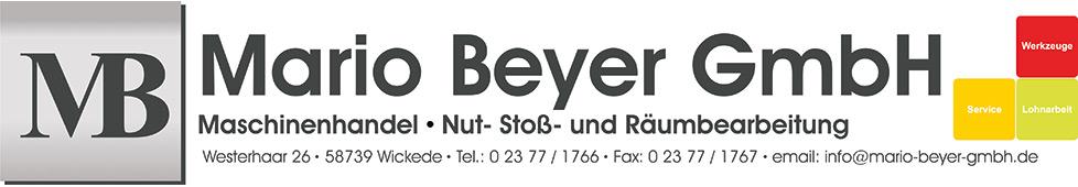 Mario Beyer GmbH