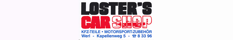 Loster's Car Shop