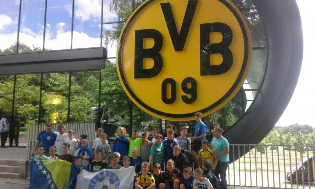 Besuch beim BVB