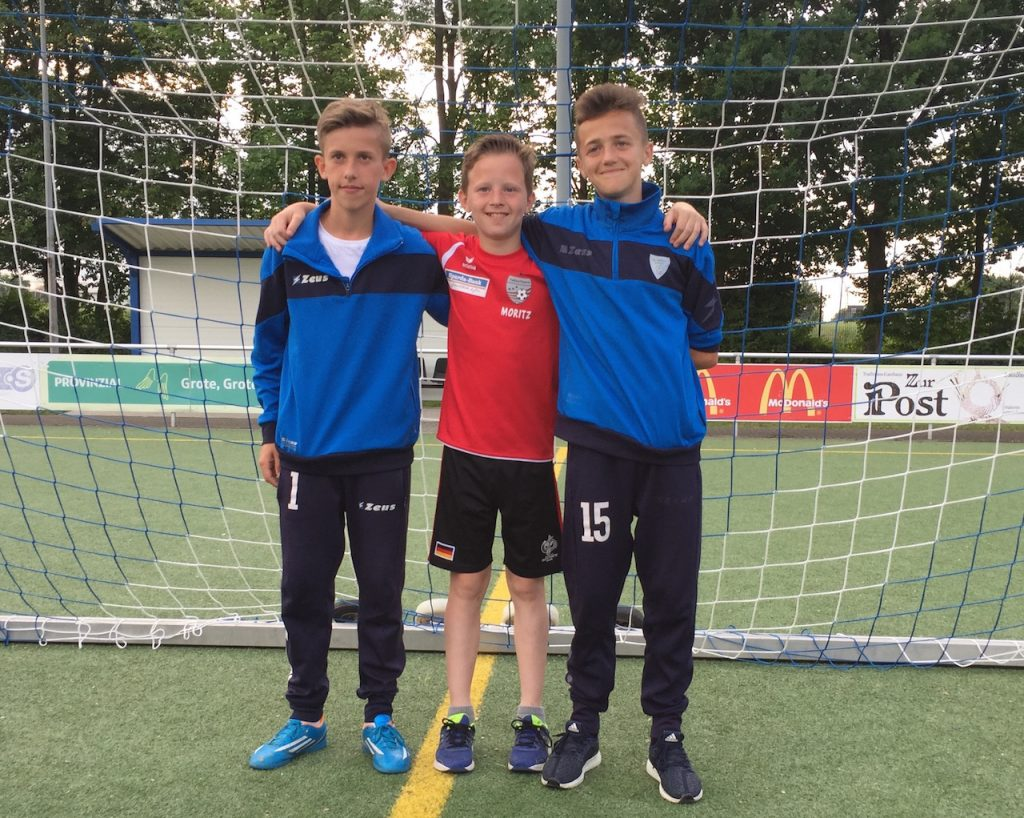 Fußball verbindet Nationen