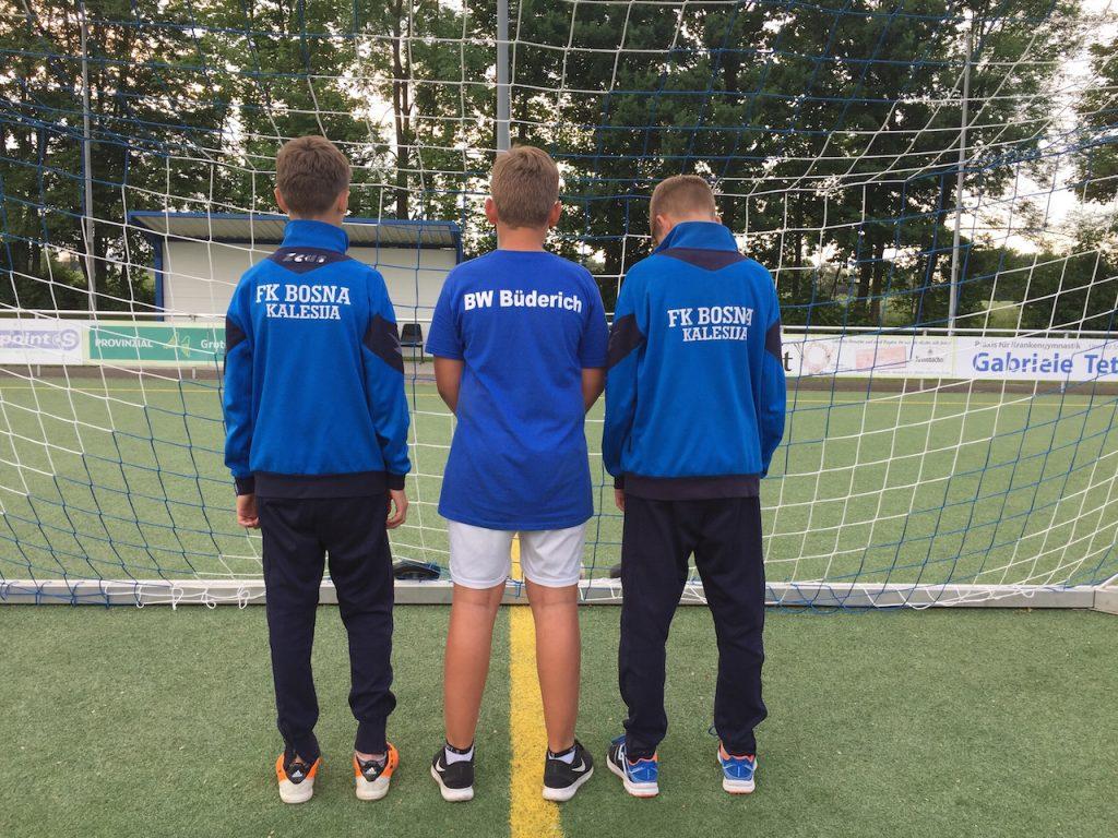 Kinder FK Bosna
